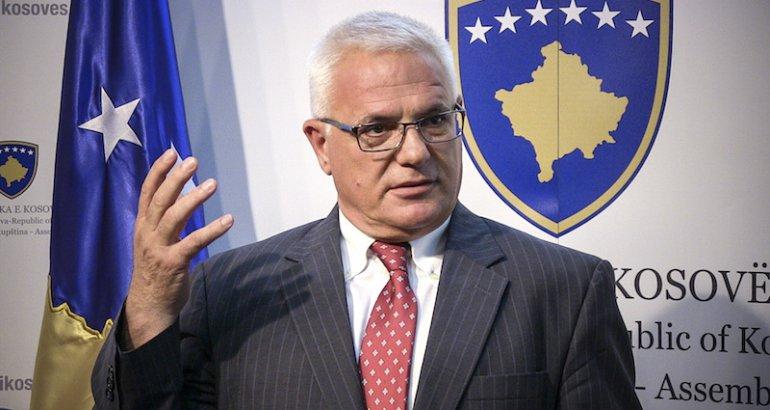 Adem Grabovci - Le Courrier des Balkans