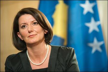 La Presidente del Kosovo Atifete Jahjaga (flickr)