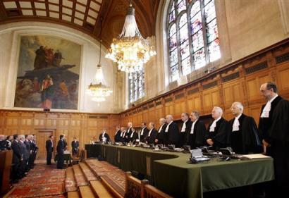 Corte di giustizia internazionale