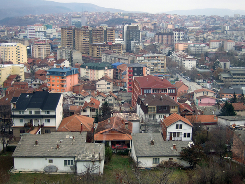 Pristina (foto shutterstock)