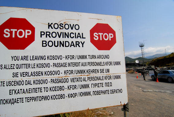 Kosovo nord foto © Livio Senigalliesi
