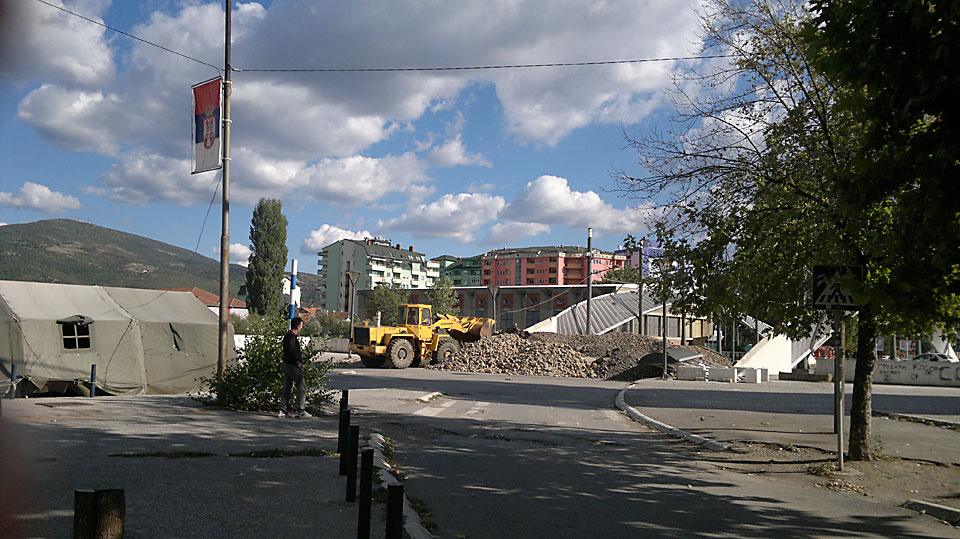 Mitrovica (foto di T. Lazarević)