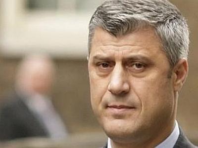 Hashim Thaci, al centro delle accuse del senatore Dick Marty