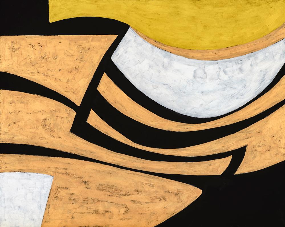 Un dipinto modernista