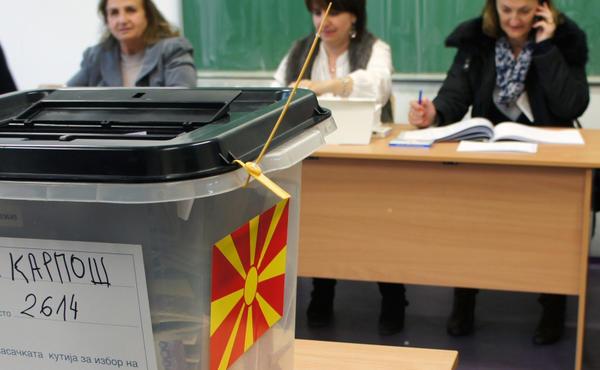 Elezioni in Macedonia - OSCE-ODIHR