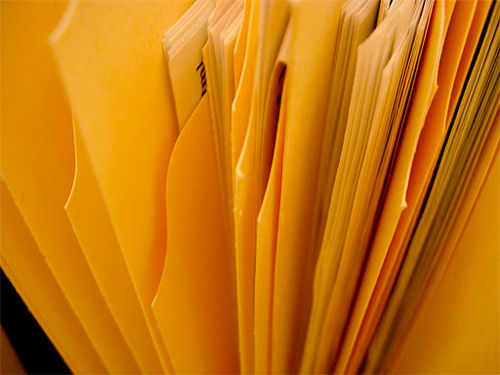 Files (Photo waterlilysage)