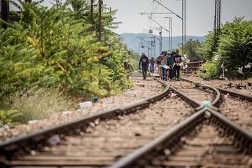 Rifugiati in Macedonia