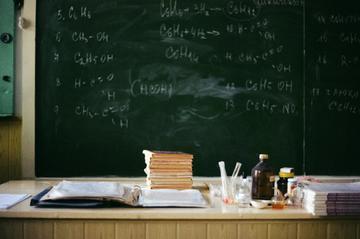 Un'aula scolastica a Chişinău - foto Francesco Brusa
