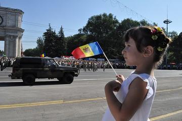 Parata a Chişinău - N.Ghilaşcu