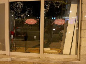 Tv Pink Montenegro sotto attacco, settembre 2016 - foto Pink Tv M.jpg