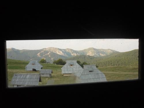 L'eco villaggio di Vranjak (Foto Anna Brusarosco)