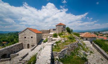 La fortezza di Bedem, nei pressi di Nikšić (© Nikiforov Alexander/Shutterstock)