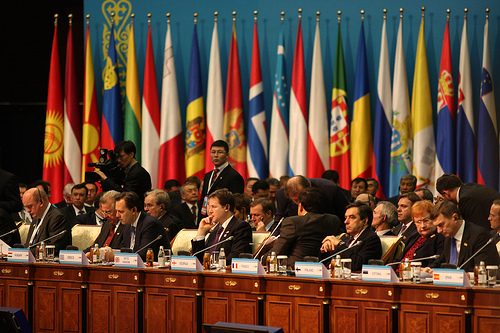 Il summit Osce di Astana (Foto Foreign and Commonwealth Office, Flickr)