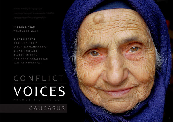 Conflict voices - Onnik Krikorian
