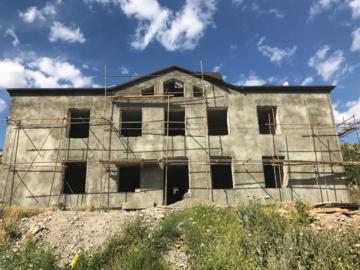 Ricostruzione a Talish, Nagorno-Karabakh - foto di Armine Avetisyan/OC Media