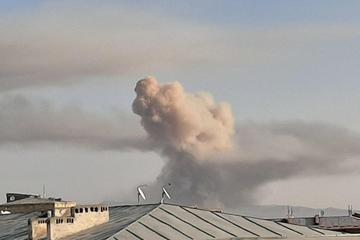 Bombe su Stepanakert, capitale della repubblica de facto del Nagorno-Karabakh - OC Media
