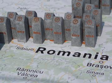 L'immagine di presentazione della Via Transilvanica