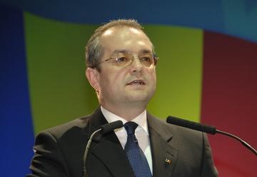 Il Primo ministro romeno, Emil Boc (Foto EPP, Flickr)