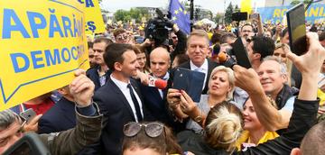 Il capo dello stato Klaus Iohannis è tra i vincitori di questa tornata elettorale (LCV/Shutterstock)
