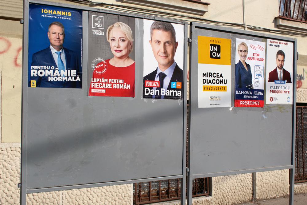 Campagna elettorale in Romania (© Adrian Pacurariu/Shutetrstock)