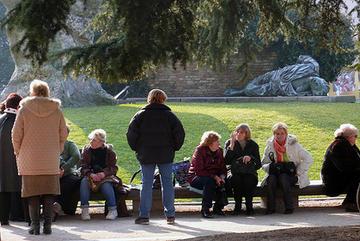 Италия, сектор прислуги и ухода за пожилыми людьми