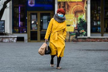 Bucarest, marzo 2020 (Vlad Ispas/Shutterstock)