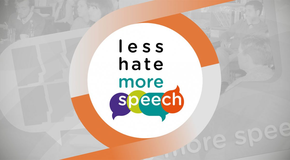 Less hate, more speech