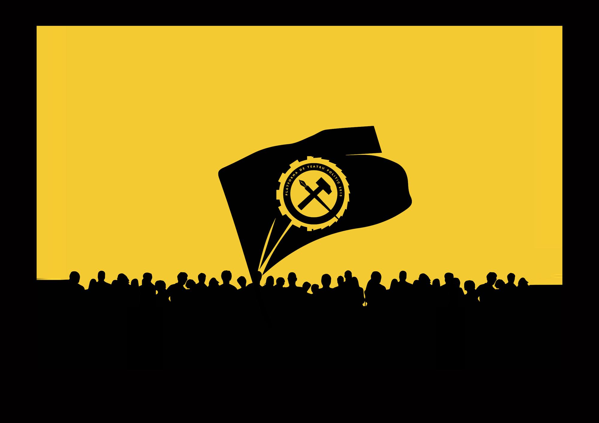 Platforma de teatru politic