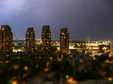 Novi Beograd (Foto Limbic, Flickr)