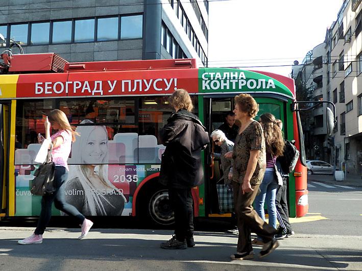 BusPlus Belgrade (photo F. Sicurella)