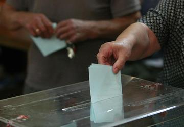 Elezioni (foto © Agencija Beta)