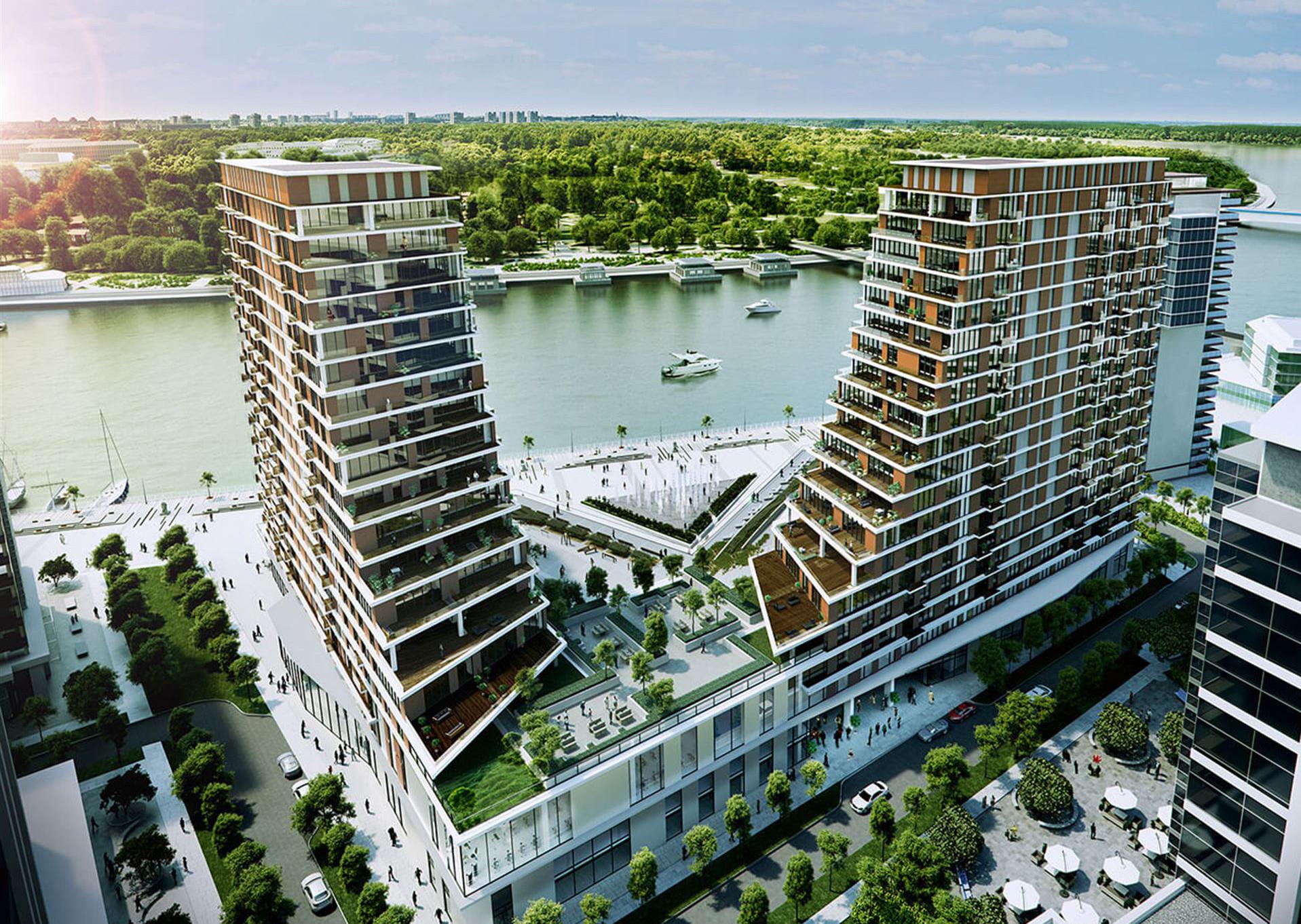 Comprare un appartamento a belgrade waterfront pessima for Comprare appartamento