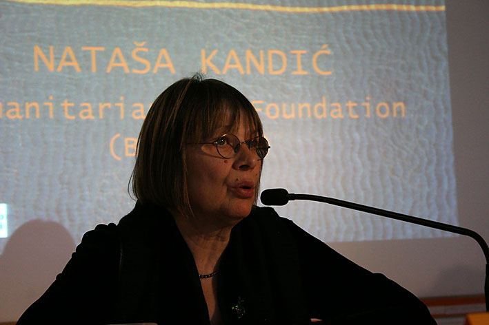 Nataša Kandić (photo OBC)