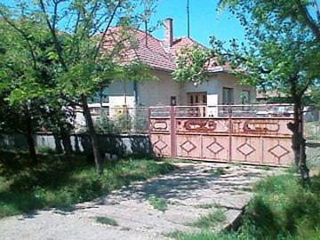 La casa di Lazarevo (Vojvodina) in cui è stato arrestato Ratko Mladić