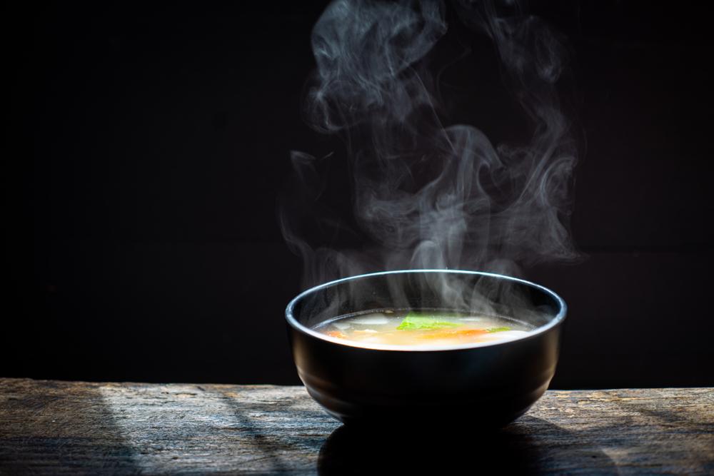 Un piatto di minestra