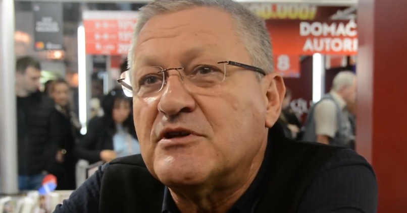 Dragan Velikić - Youtube