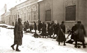 Novi Sad, 1942