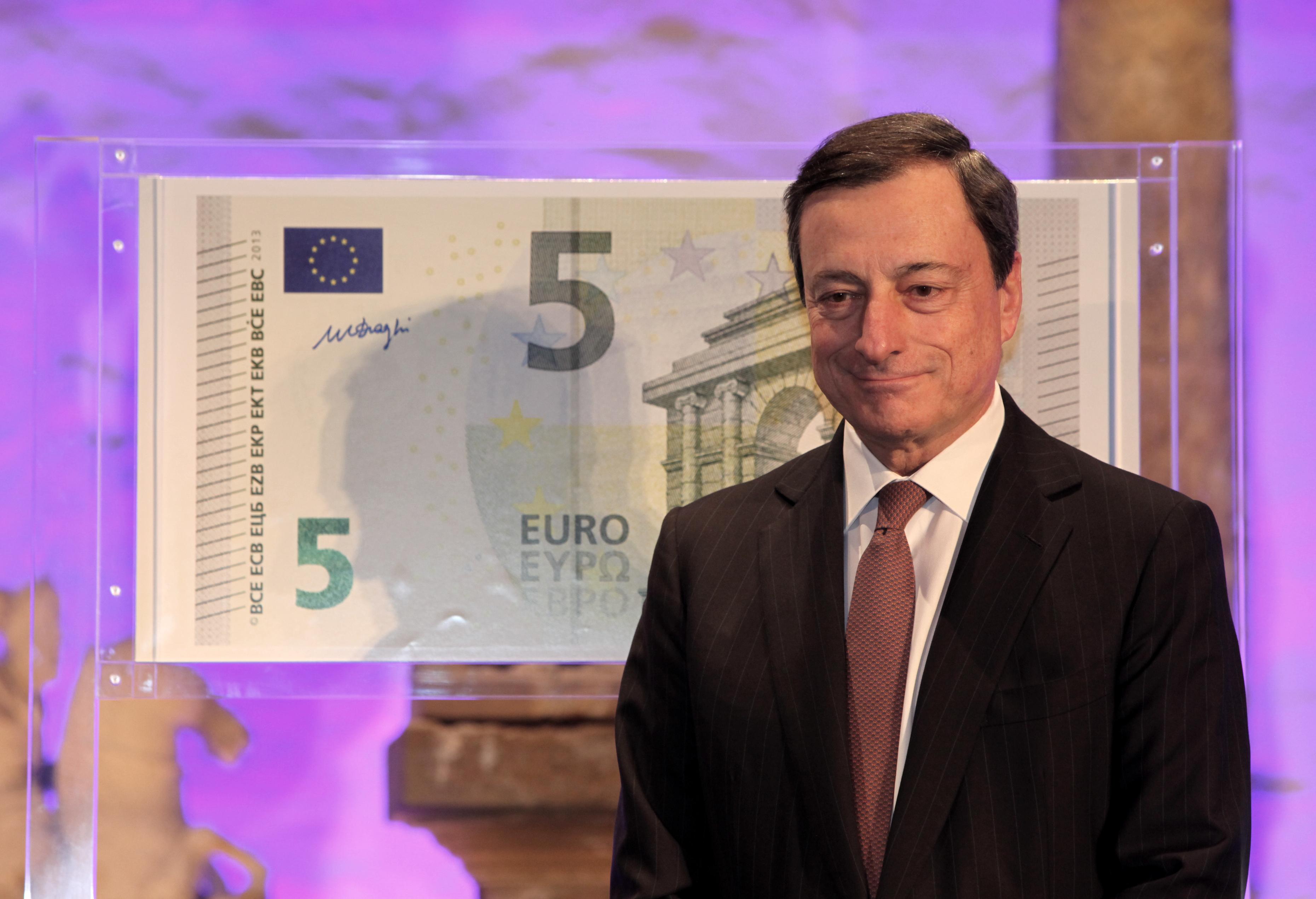 La presentazione della nuova serie di eurobanconote - Banca centrale europea