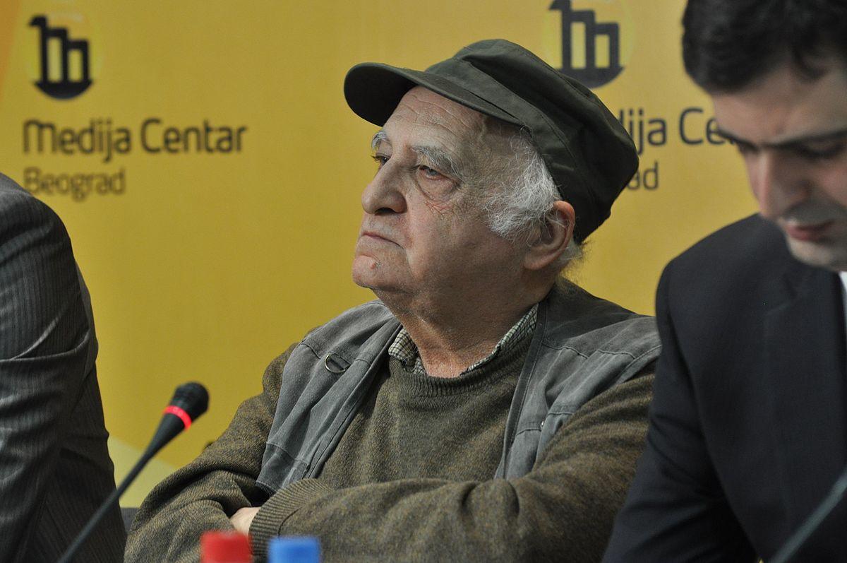 Filip David (foto Medija Centar Beograd)