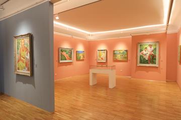 """La galleria """"Petar Dobrović"""" - foto Željko Jovanović"""