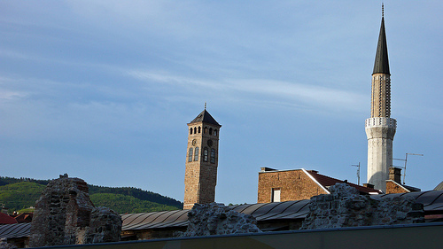 Sarajevo (Foto Michel27, Flickr)