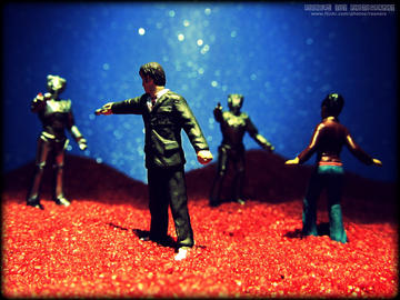 Cyber Attack (foto di  Rooners Toy Photography)