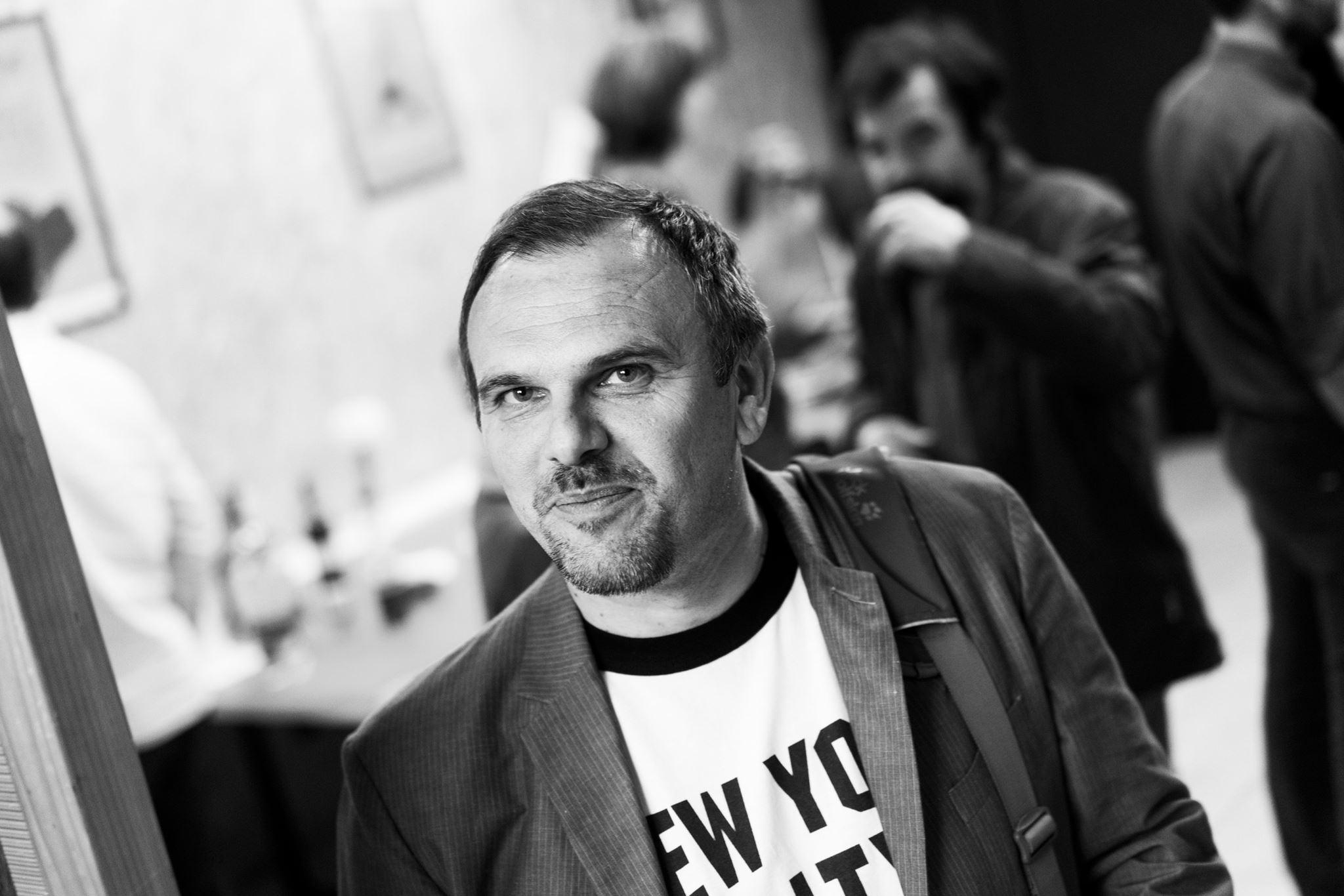 Saša Ilić, (photo © Jetmir Idrizi)