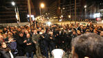 Serbia: journalists on the streets