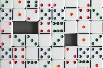Domino - Pixabay