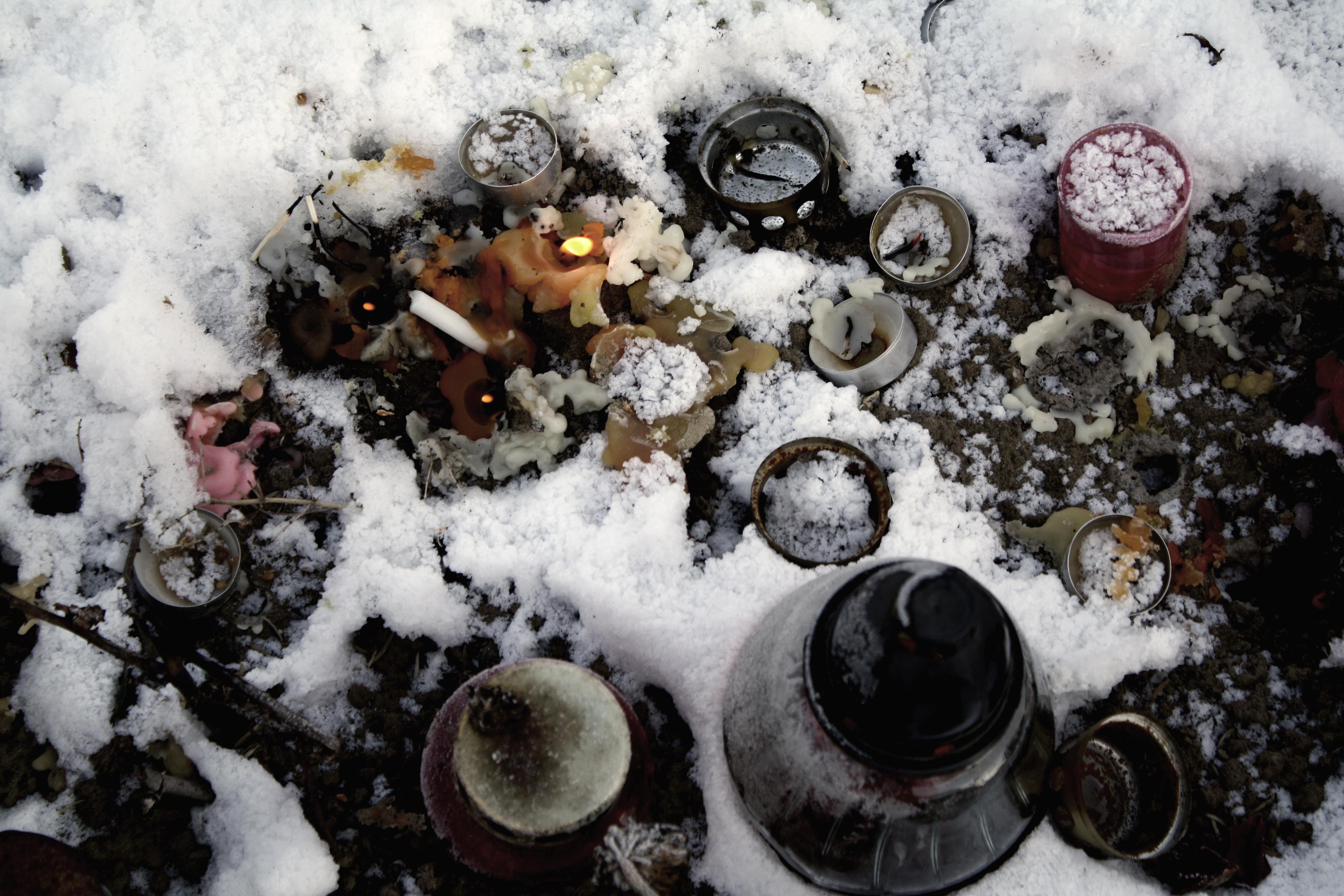 Cimitero - foto di Davide Sighele