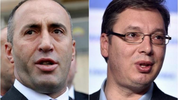 Ramush Haradinaj, Aleksandar Vučić