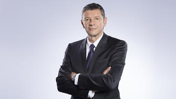 The director of the N1 television station Jugoslav Cosic (photo N1)