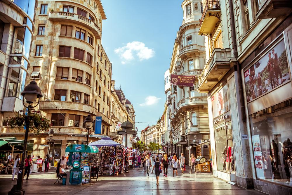 Belgrado © irill_makarov/Shutterstock