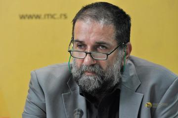 Vukašin Obradović (foto di Omaž Verici Barać - Media Centar Beograd)